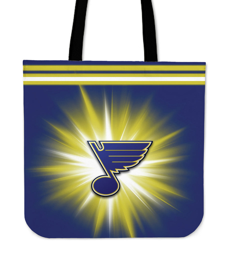 St. Louis Blues Flashlight Tote Bags - Best Funny Store