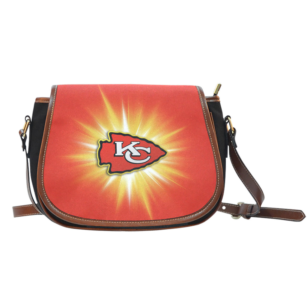 Kansas City Chiefs Flashlight Saddle Bags - Best Funny Store