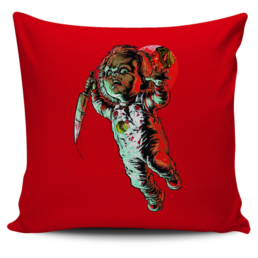 Chucky Chicago Blackhawks Pillow Covers - Best Funny Store