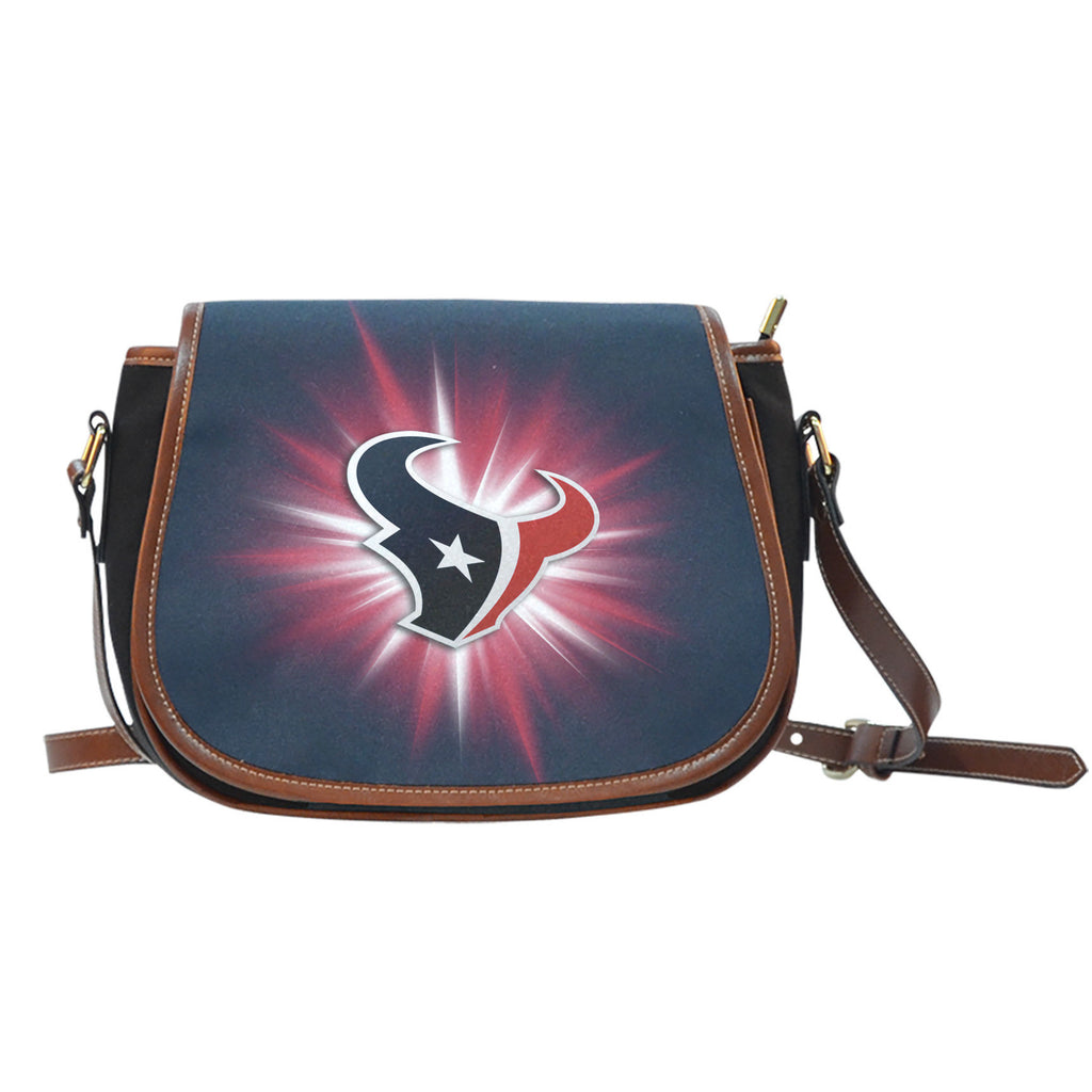 Houston Texans Flashlight Saddle Bags - Best Funny Store