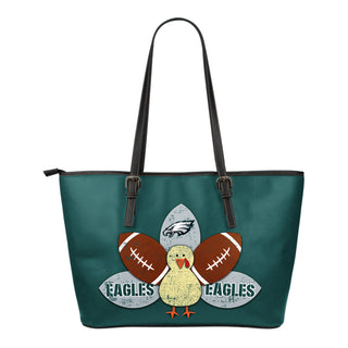 Thanksgiving Philadelphia Eagles Leather Bags - Best Funny Store