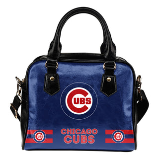 Chicago Cubs For Life Shoulder Handbags