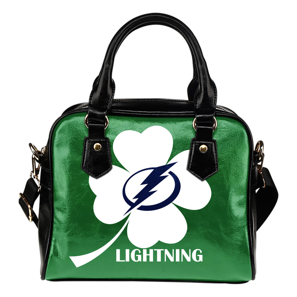 Tampa Bay Lightning Blowing Amazing Stuff Shoulder Handbags