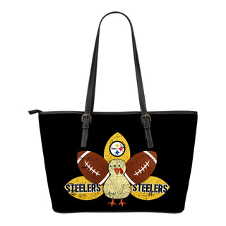 Thanksgiving Pittsburgh Steelers Leather Bags - Best Funny Store