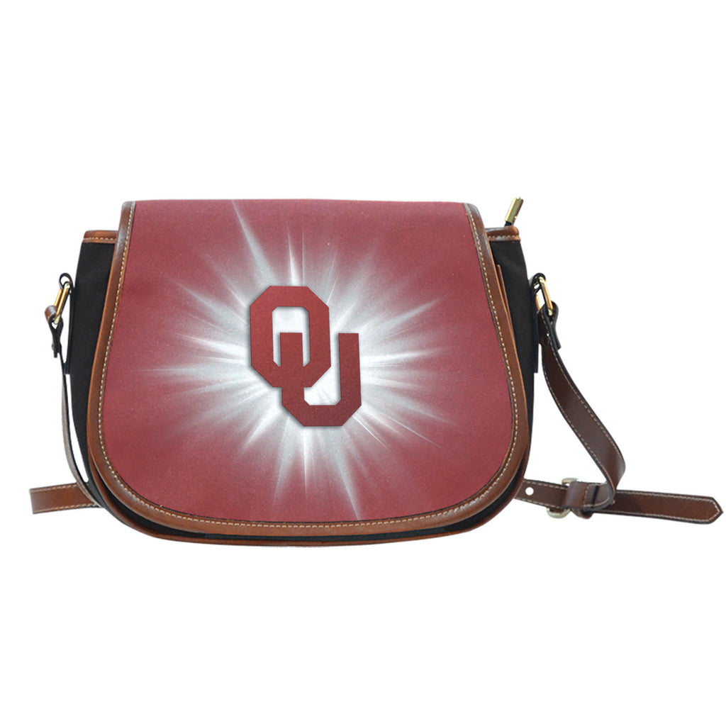 Oklahoma Sooners Flashlight Saddle Bags - Best Funny Store