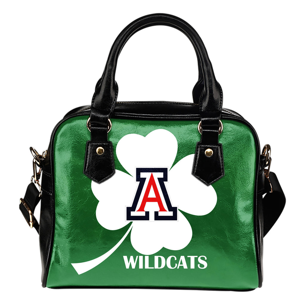 Arizona Wildcats Blowing Amazing Stuff Shoulder Handbags