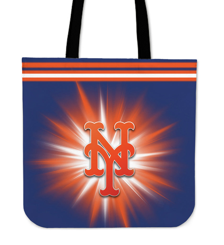 New York Mets Flashlight Tote Bags - Best Funny Store