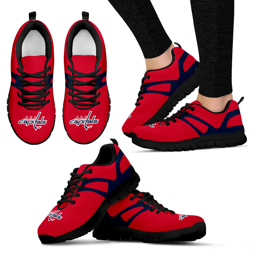 Line Amazing Bottom Washington Capitals Sneakers