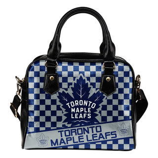 Different Fabulous Banner Toronto Maple Leafs Shoulder Handbags
