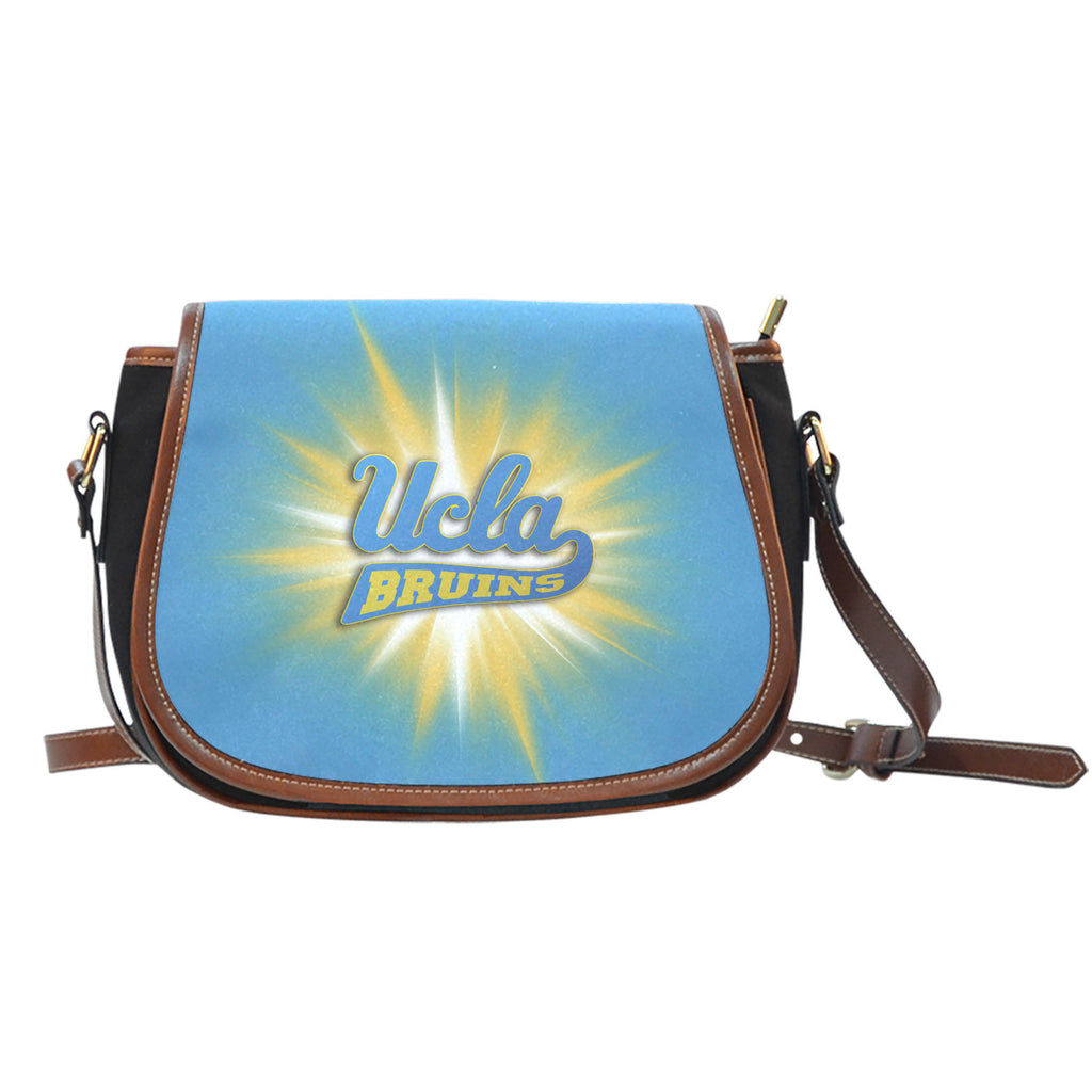 UCLA Bruins Flashlight Saddle Bags - Best Funny Store