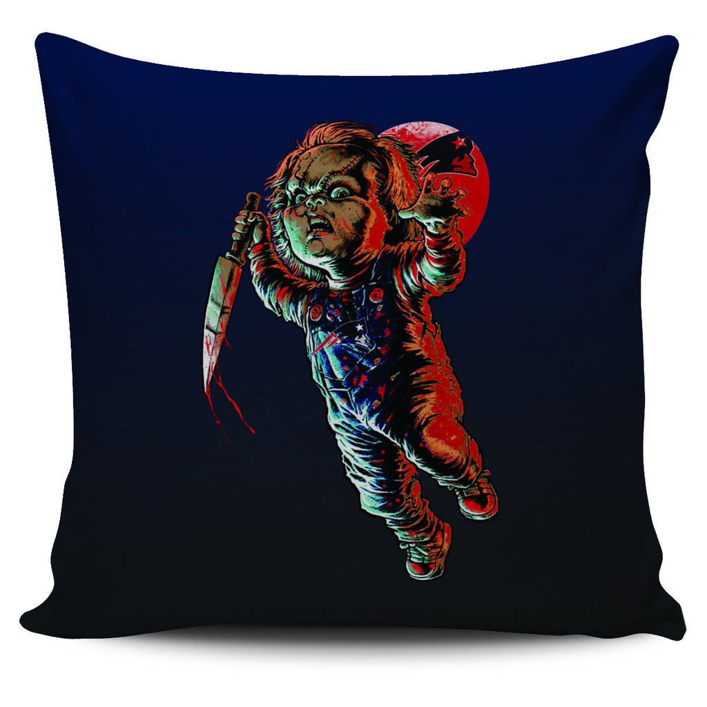 Chucky New England Patriots Pillow Covers - Best Funny Store