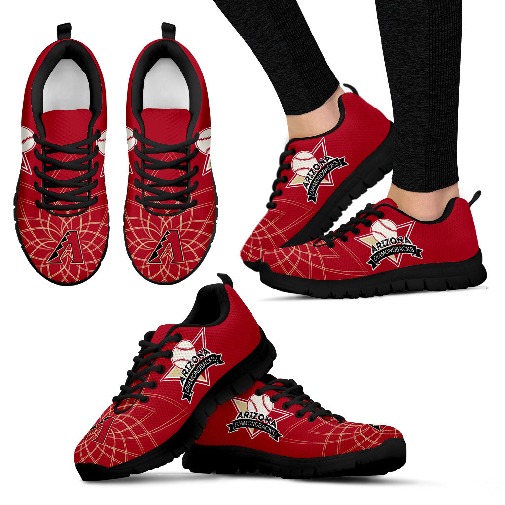 Super Bowl Arizona Diamondbacks Sneakers