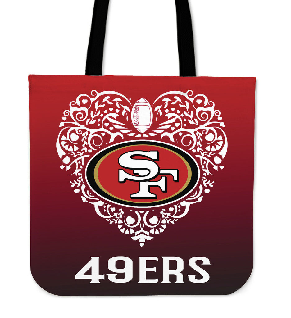 RH San Francisco 49ers Tote Bag For Women - Best Funny Store