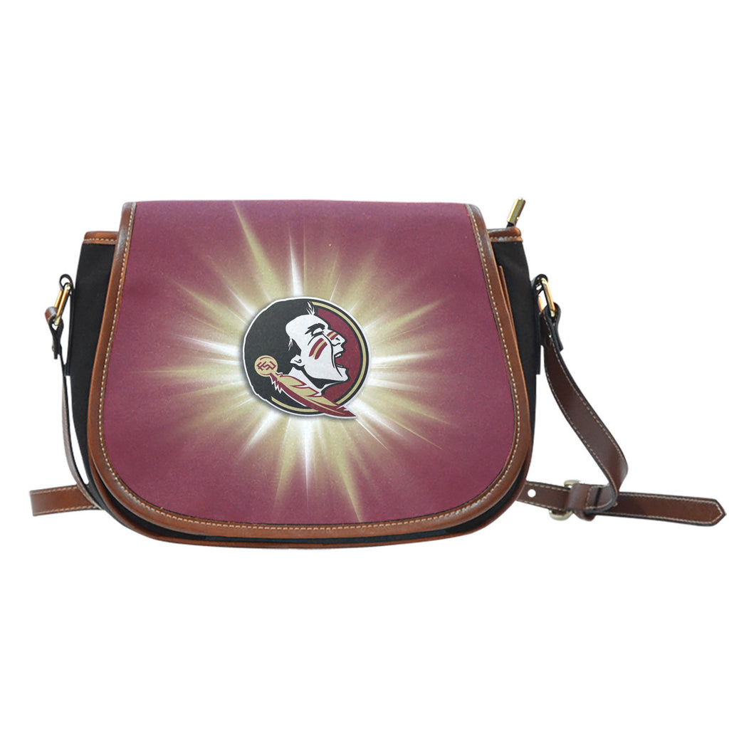 Florida State Seminoles Flashlight Saddle Bags - Best Funny Store