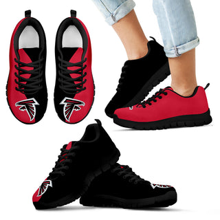 Two Colors Trending Lovely Atlanta Falcons Sneakers