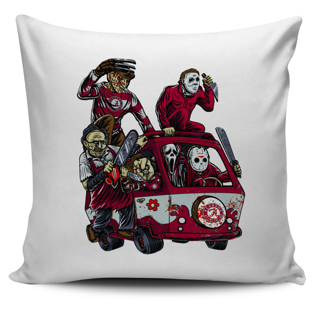 The Massacre Machine Alabama Crimson Tide Pillow Covers - Best Funny Store