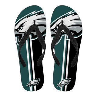 Philadelphia Eagles Fan Gift Two Main Colors Flip Flops