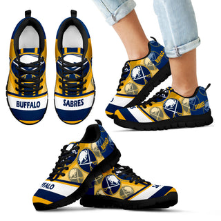 Three Impressing Point Of Logo Buffalo Sabres Sneakers