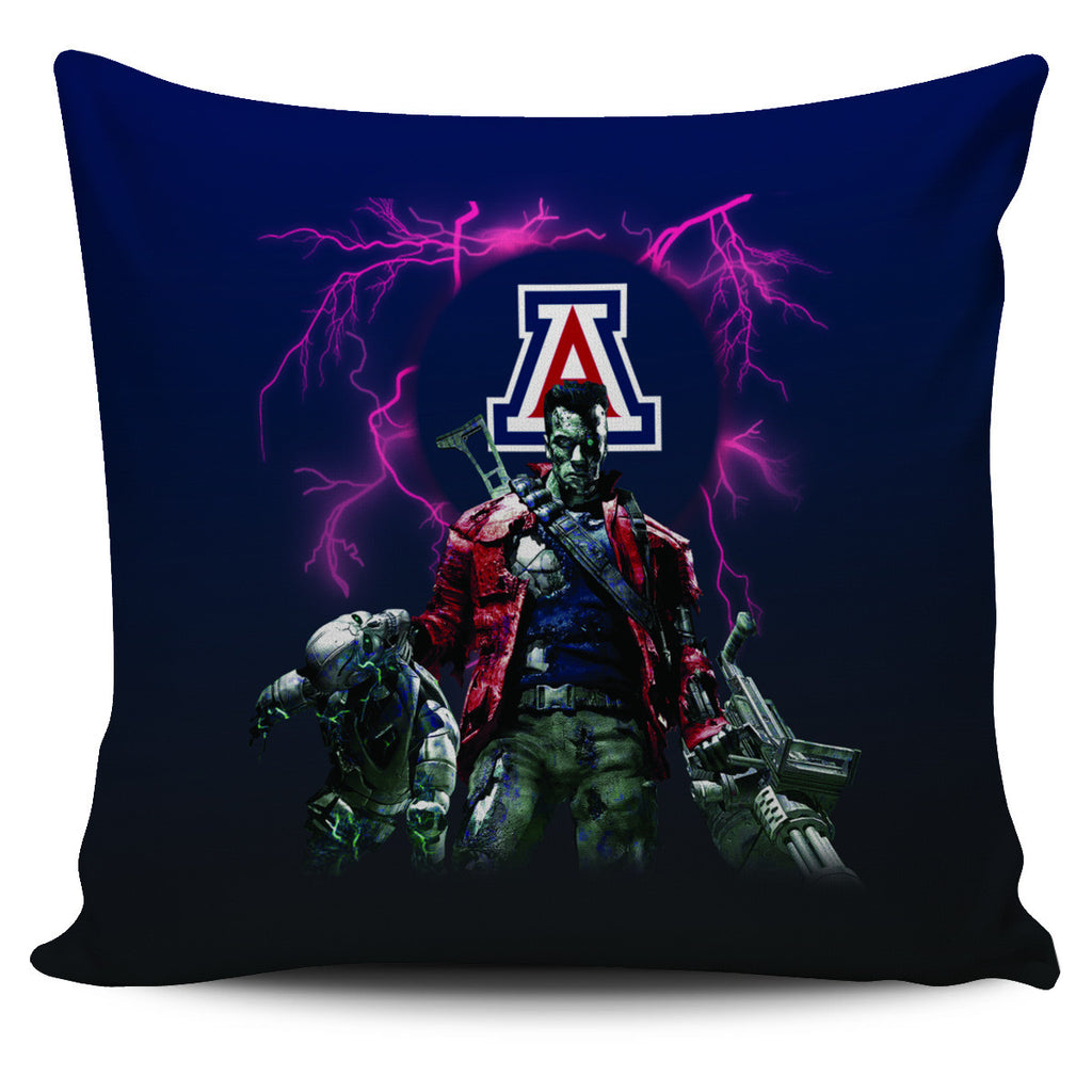 Guns Arizona Wildcats Pillow Covers - Best Funny Store