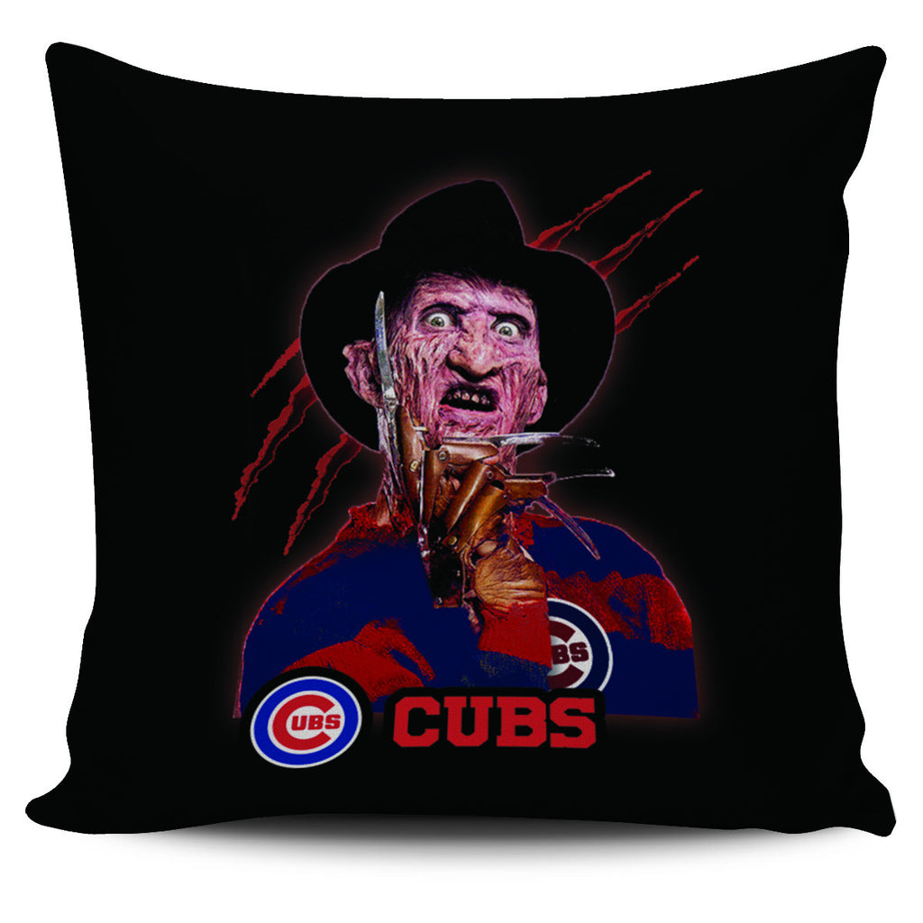 Freddy Chicago Cubs Pillow Covers