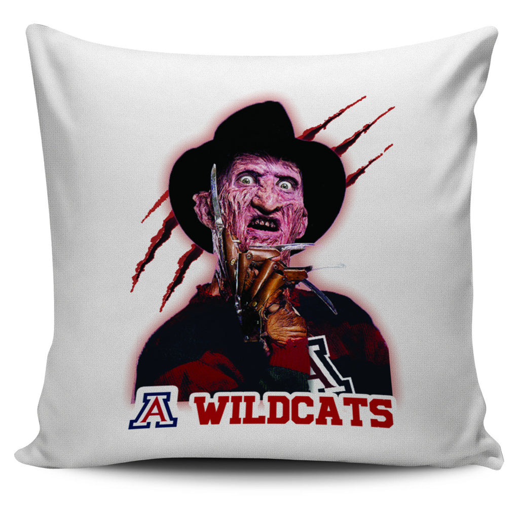 Freddy Arizona Wildcats Pillow Covers - Best Funny Store