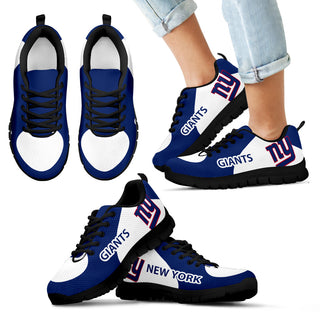 New York Giants Top Logo Sneakers