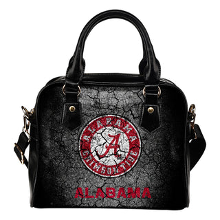 Wall Break Alabama Crimson Tide Shoulder Handbags Women Purse