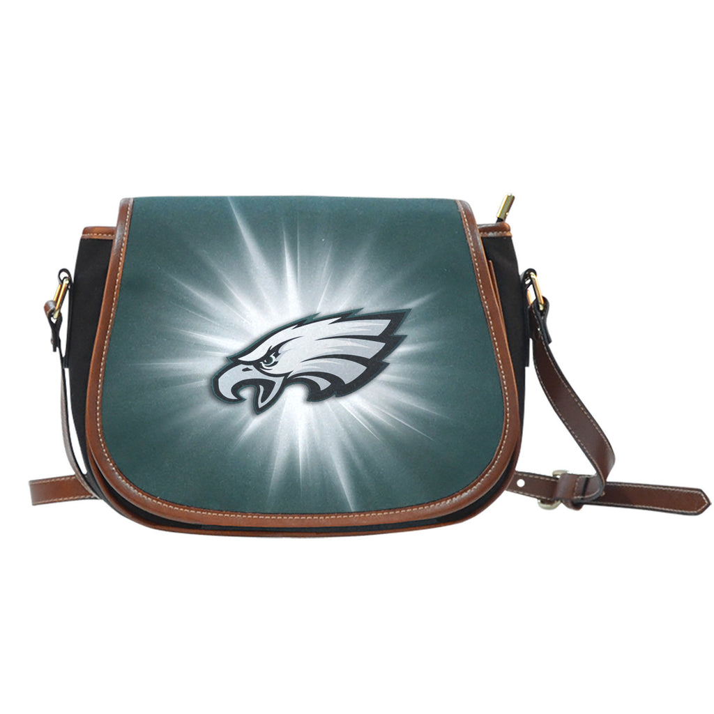 Philadelphia Eagles Flashlight Saddle Bags - Best Funny Store