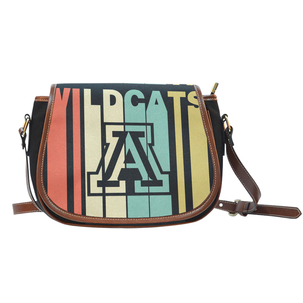 Vintage Style Arizona Wildcats Saddle Bags - Best Funny Store