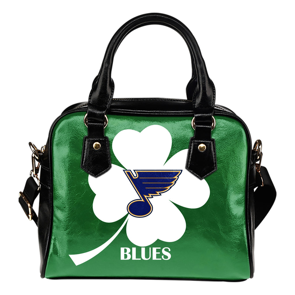 St. Louis Blues Blowing Amazing Stuff Shoulder Handbags