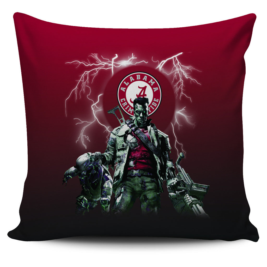 Guns Alabama Crimson Tide Pillow Covers - Best Funny Store