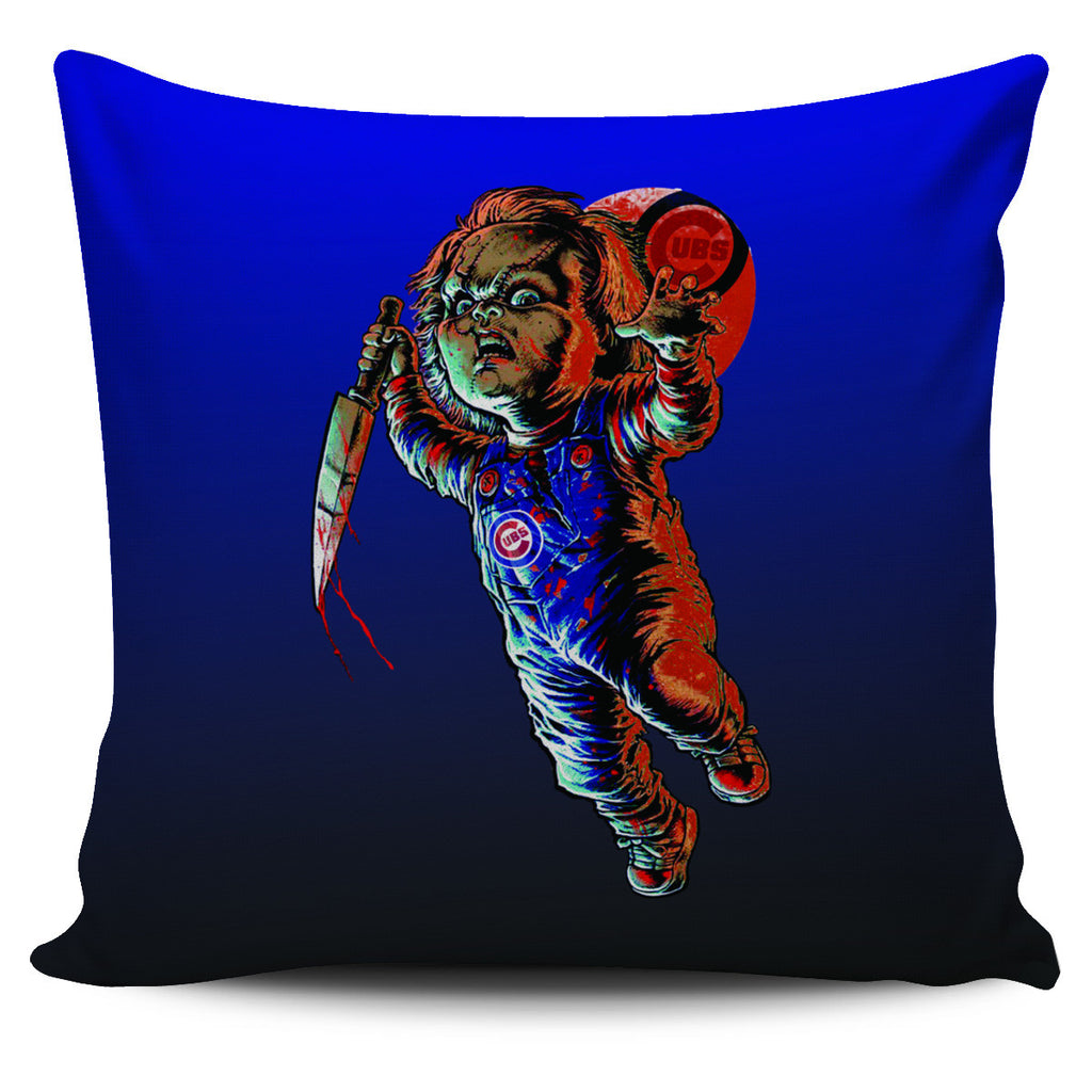 Chucky Chicago Cubs Pillow Covers