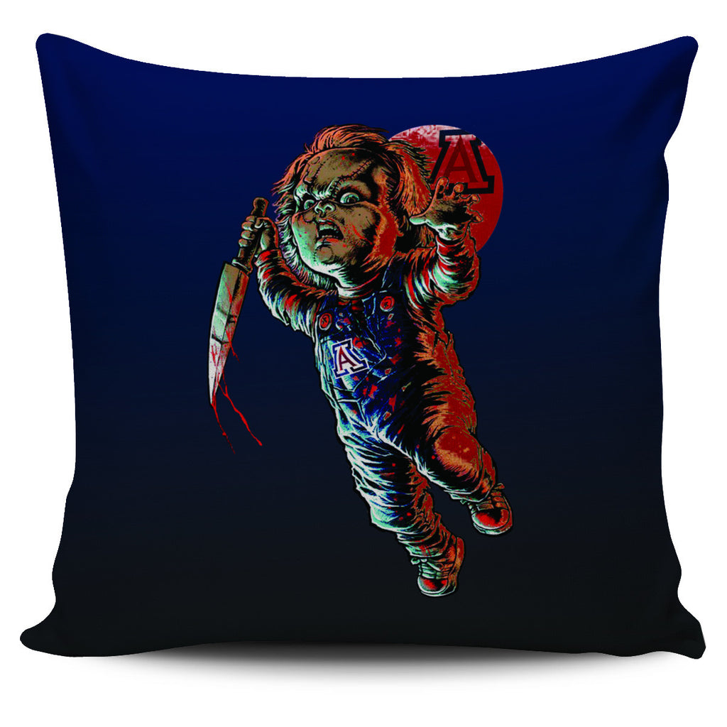 Chucky Arizona Wildcats Pillow Covers - Best Funny Store
