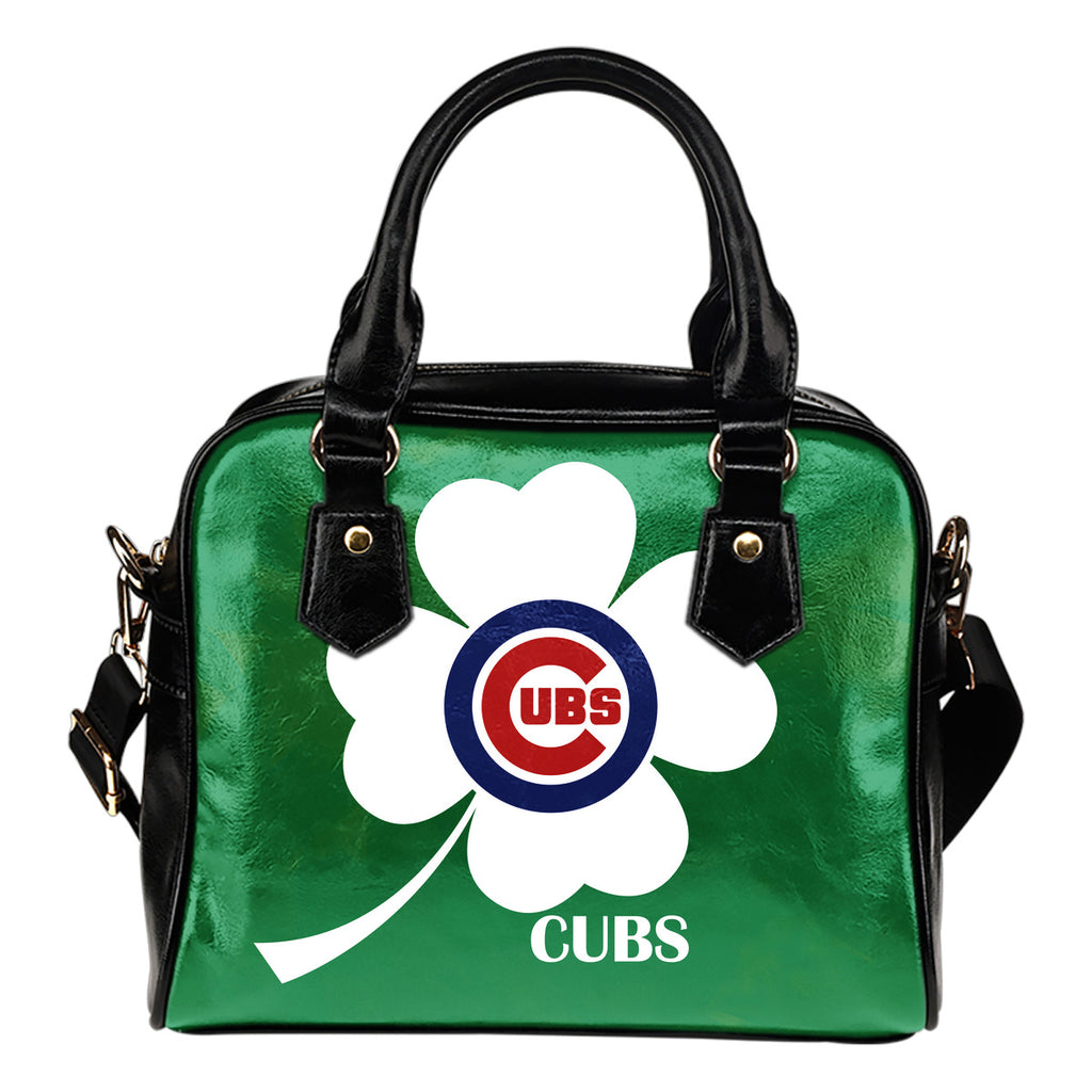 Chicago Cubs Blowing Amazing Stuff Shoulder Handbags