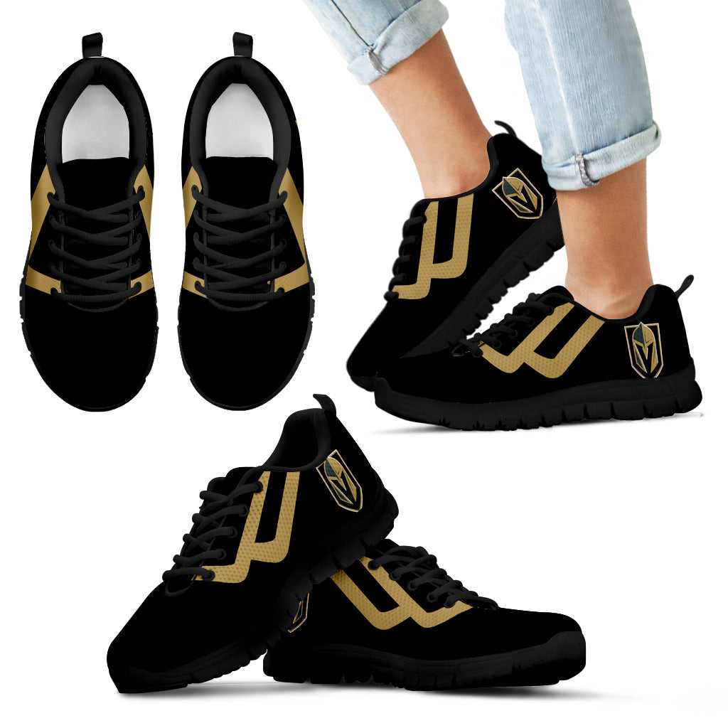 Line Bottom Straight Vegas Golden Knights Sneakers