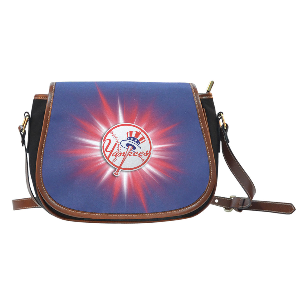 New York Yankees Flashlight Saddle Bags - Best Funny Store