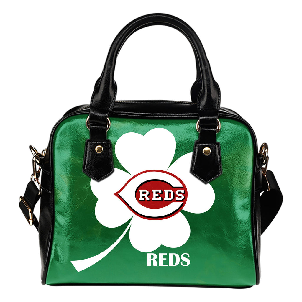Cincinnati Reds Blowing Amazing Stuff Shoulder Handbags