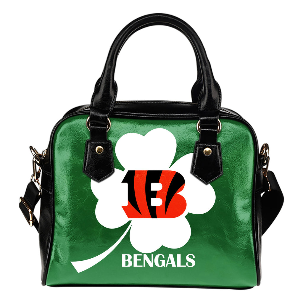 Cincinnati Bengals Blowing Amazing Stuff Shoulder Handbags