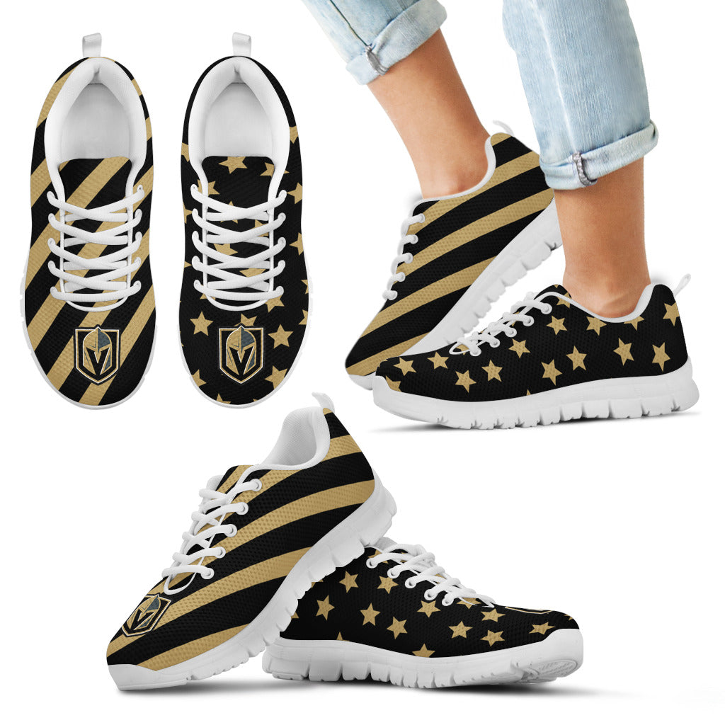 Splendid Star Mix Edge Fabulous Vegas Golden Knights Sneakers