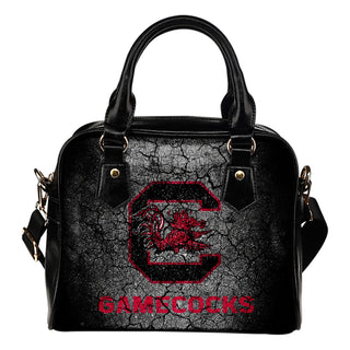 Wall Break South Carolina Gamecock Shoulder Handbags Women Purse