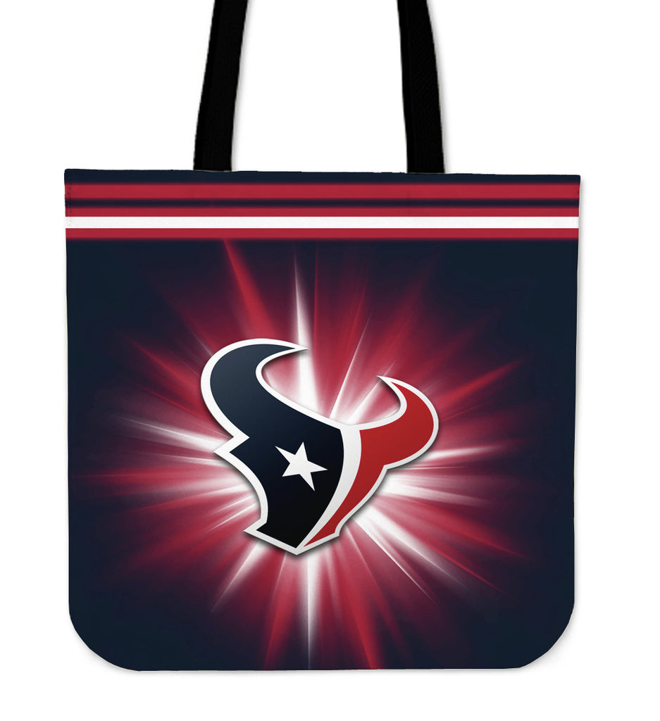 Houston Texans Flashlight Tote Bags - Best Funny Store
