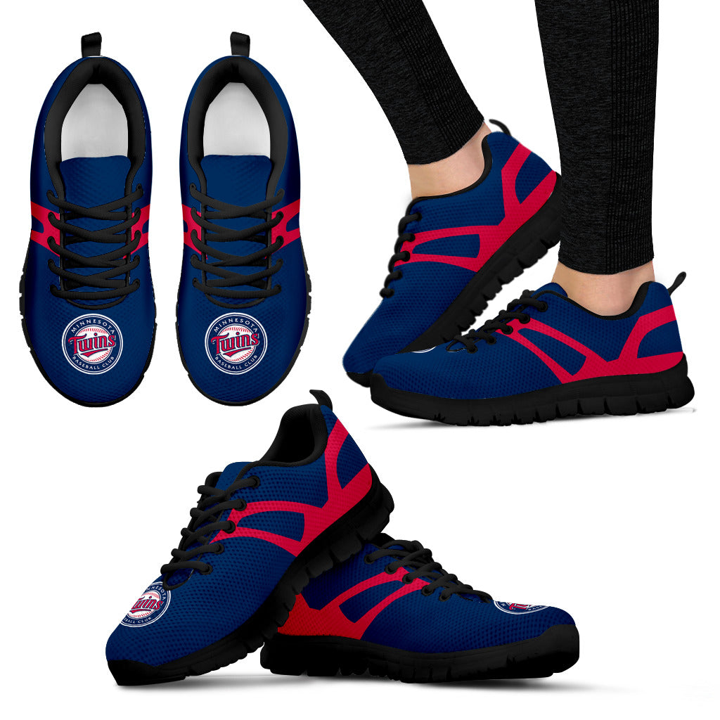 Line Amazing Bottom Minnesota Twins Sneakers