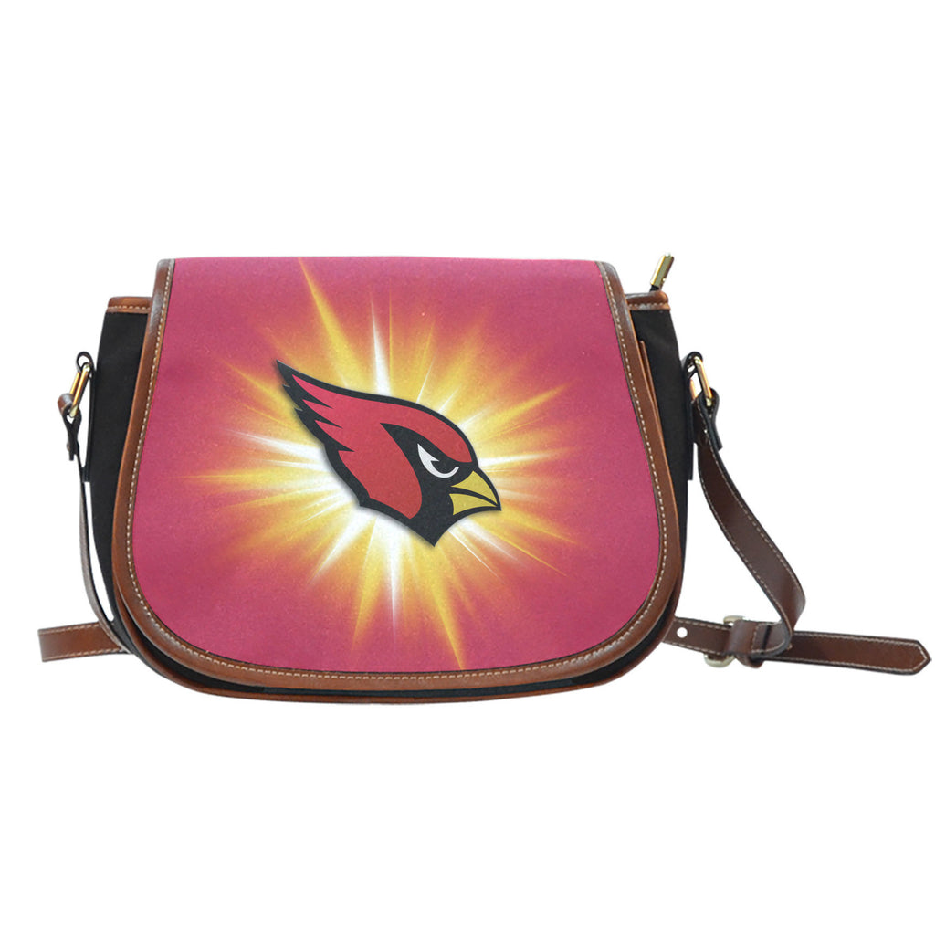 Arizona Cardinals Flashlight Saddle Bags - Best Funny Store