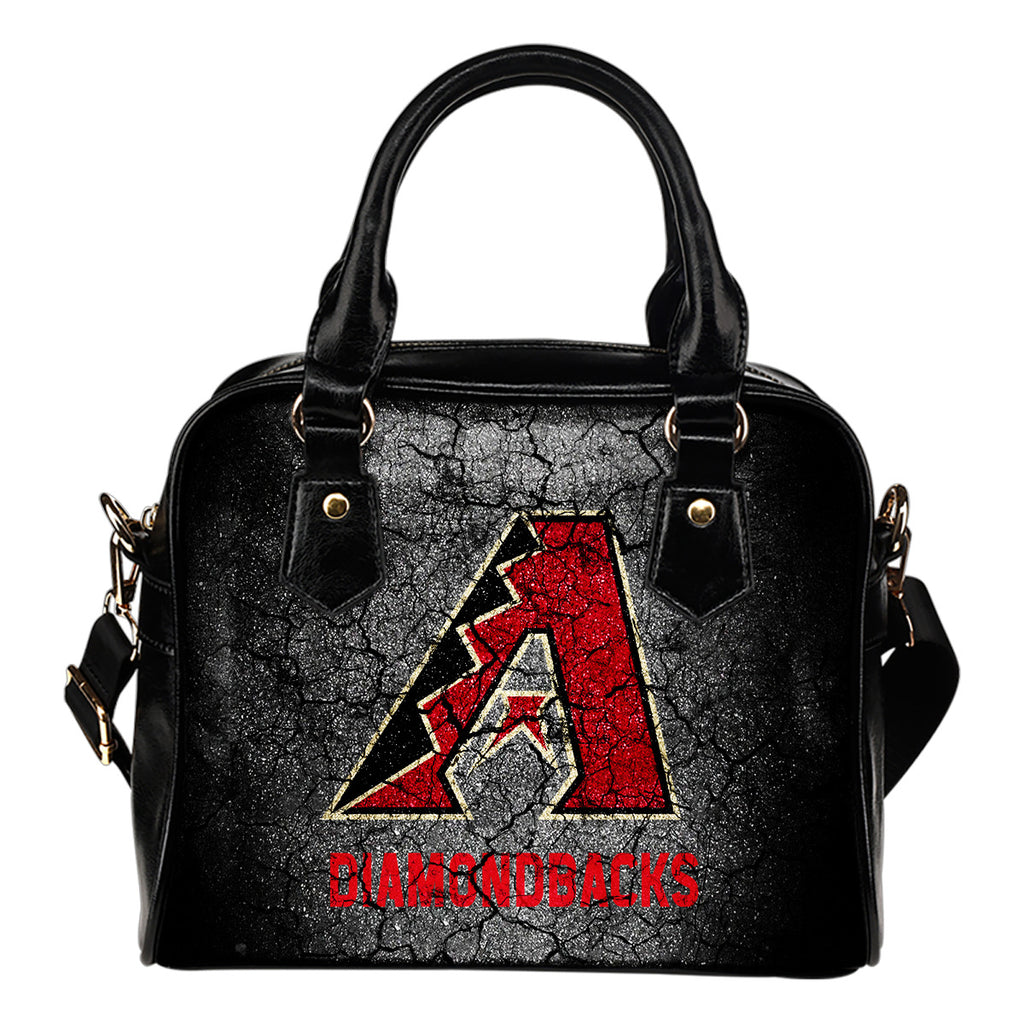 Wall Break Arizona Diamondbacks Shoulder Handbags Women Purse
