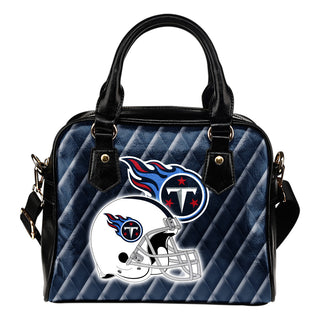 Couple Helmet Enchanting Logo Tennessee Titans Shoulder Handbags