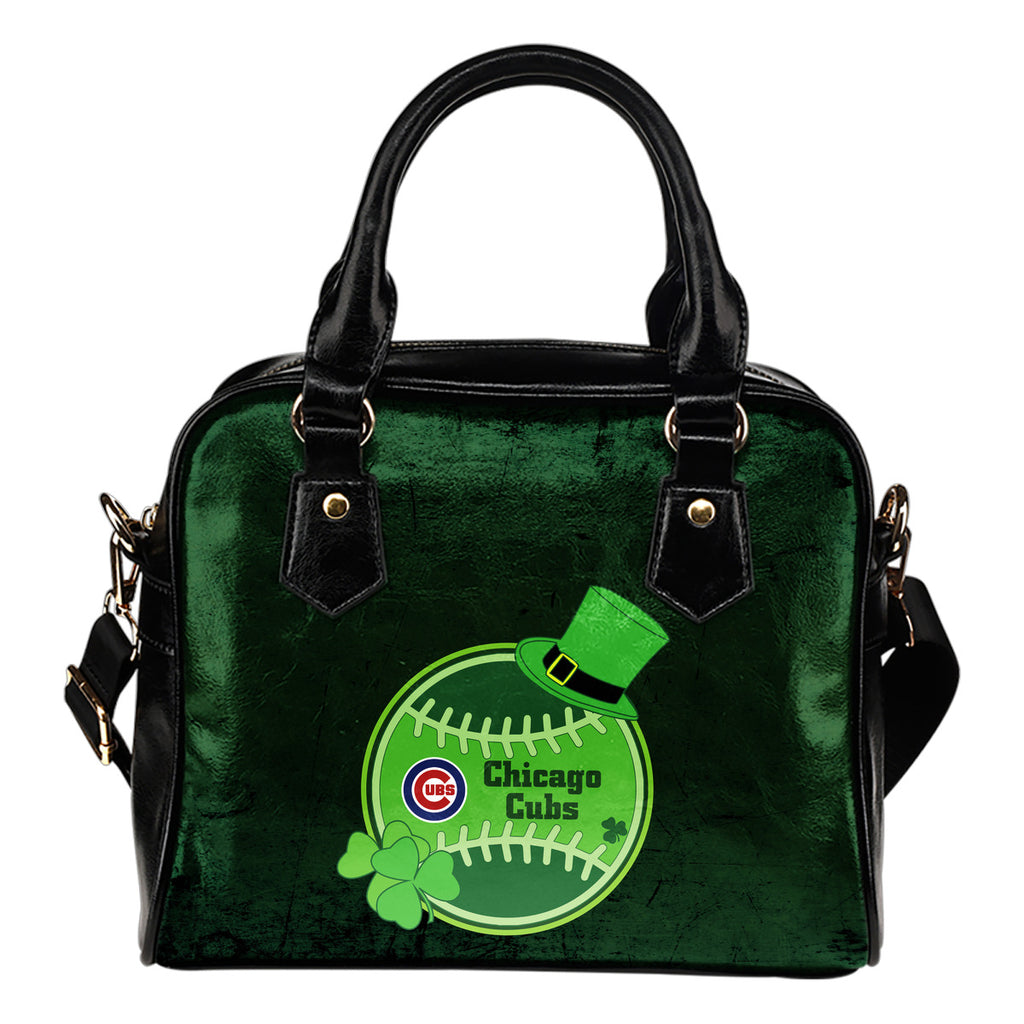 Signal Patrick's Day Pleasant Chicago Cubs Shoulder Handbags