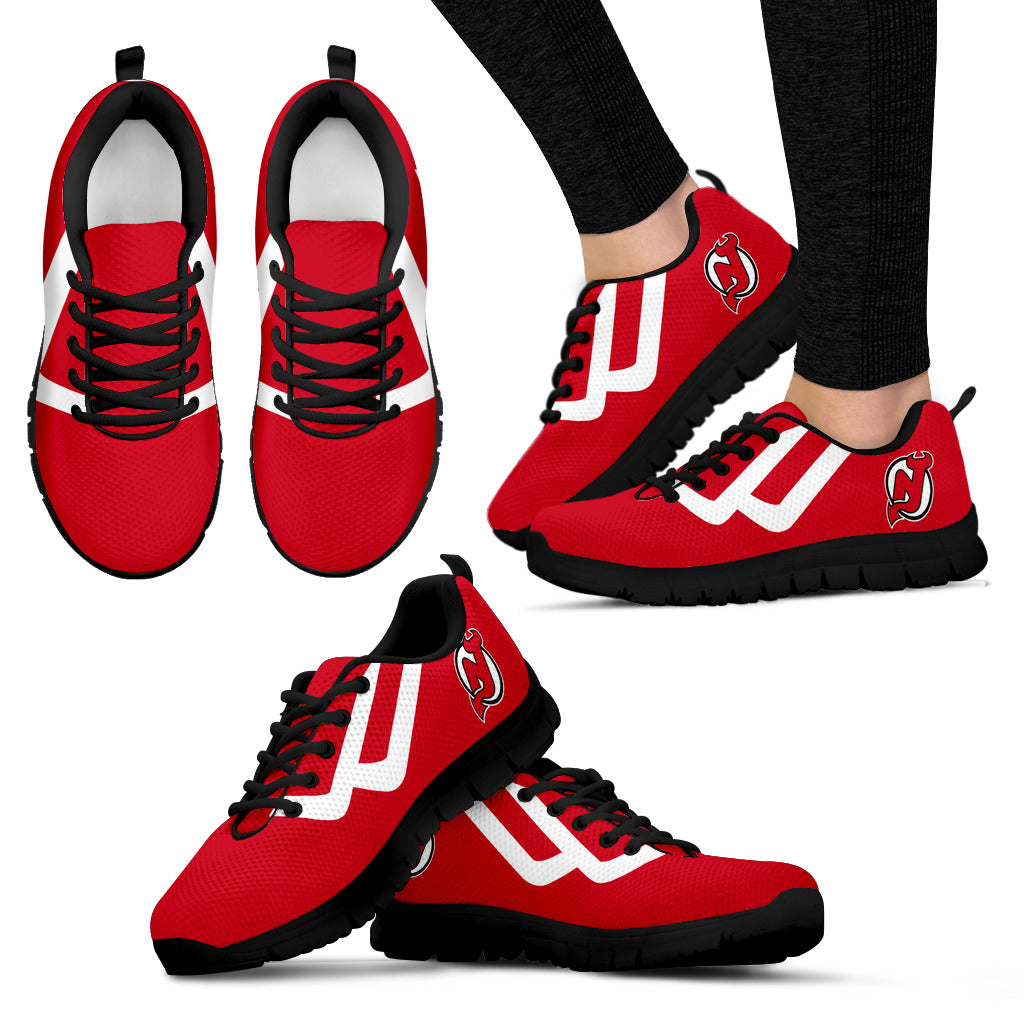 Line Bottom Straight New Jersey Devils Sneakers