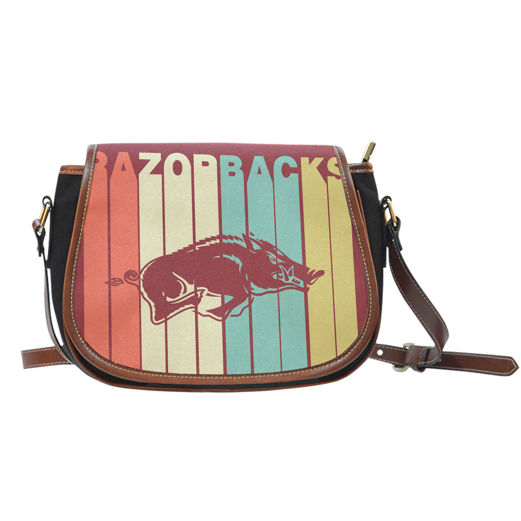 Vintage Style Seattle Seahawks Saddle Bags - Best Funny Store