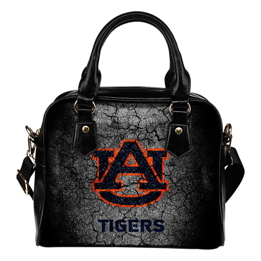 Wall Break Auburn Tigers Shoulder Handbags Women Purse
