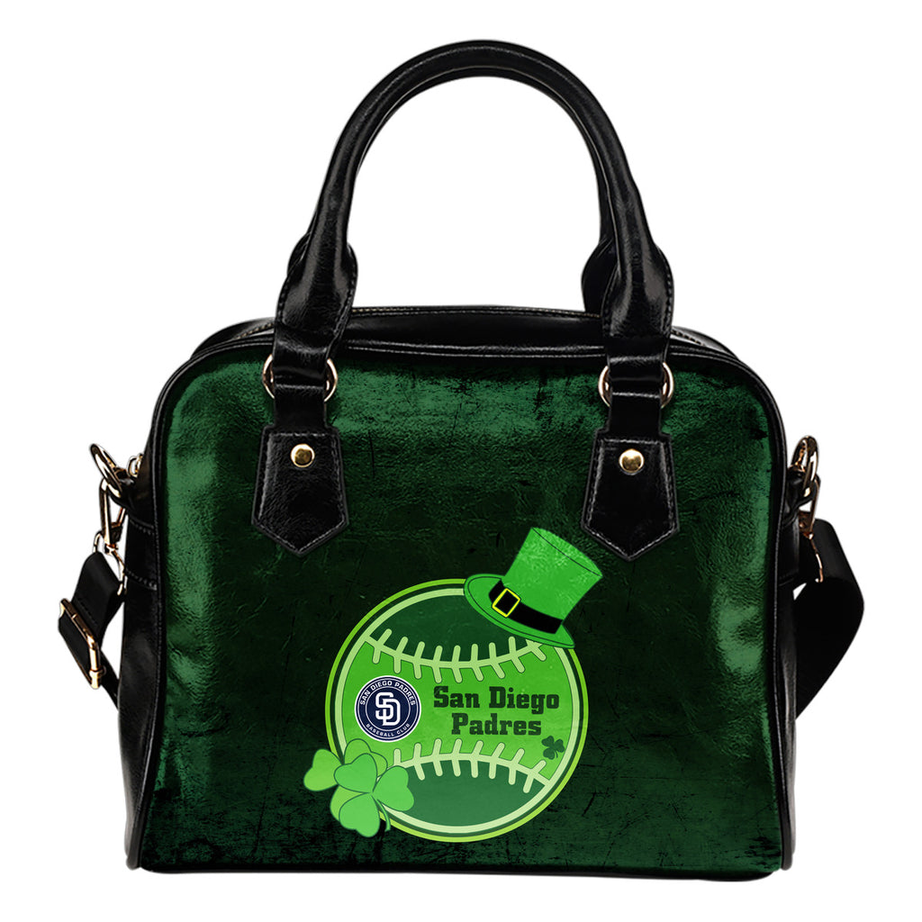 Signal Patrick's Day Pleasant San Diego Padres Shoulder Handbags